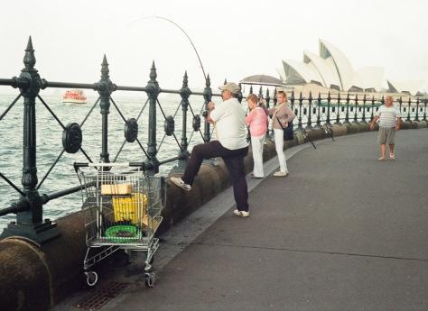 Film 2: Kodak Portra 800 @ the Streets of Sydney