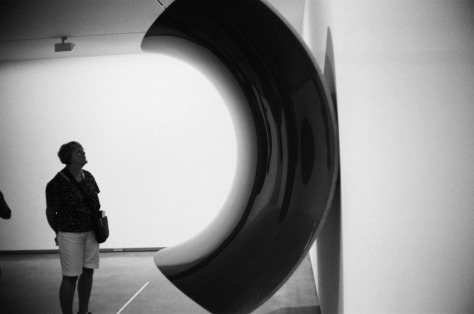 Anish Kapoor and the Uncanny