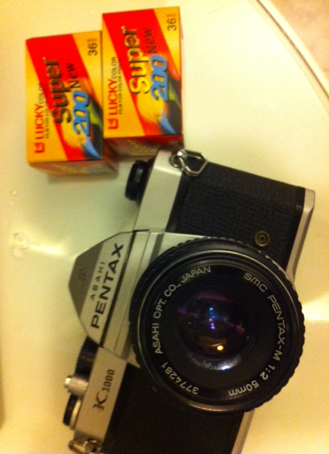Film Camera Acquisition!